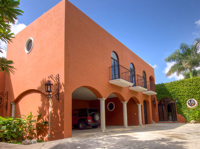 Hacienda Mexico and Merida Rentals
